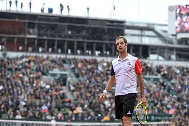 Richard Gasquet a été dominé par Andy Murray