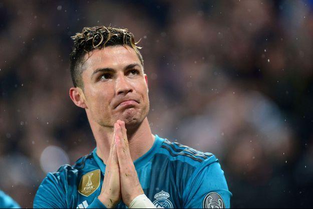 Cristiano Ronaldo avait été très touché par l'hommage des supporters de la Juventus en mars dernier.