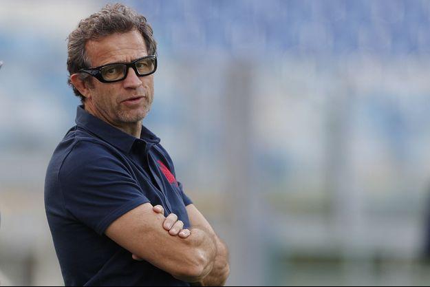 Fabien Galthié, le sélectionneur des Bleus, est positif à la Covid-19.