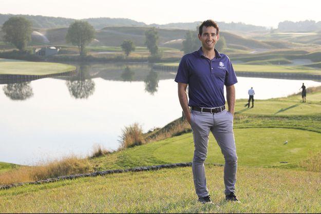 Alejandro Reyes, jardinier en chef et GreenKeeper du Golf National.