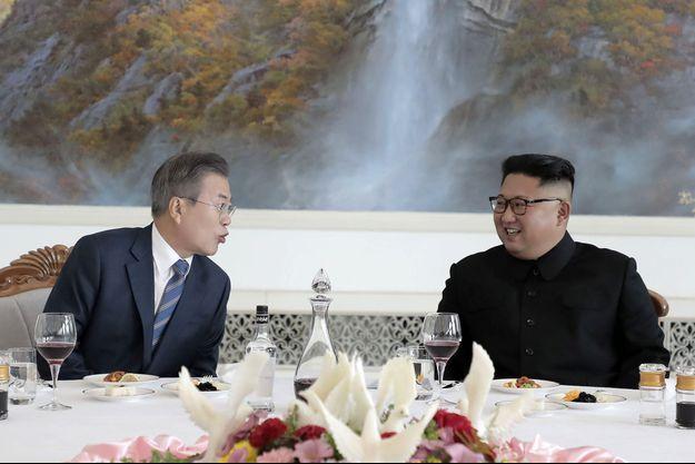 Les deux Corées ont annoncé mercredi une candidature commune aux jeux Olympiques de 2032.
