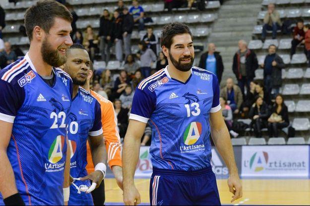 Luka et Nikola Karabatic.