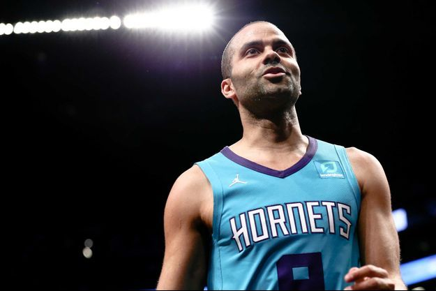 Tony Parker, début mars à New York.