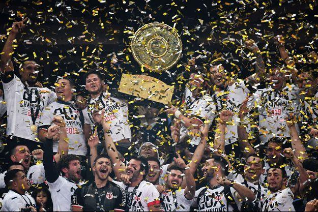Le Stade Toulouse n'avait plus remporté le Bouclier de Brennus depuis 2012.