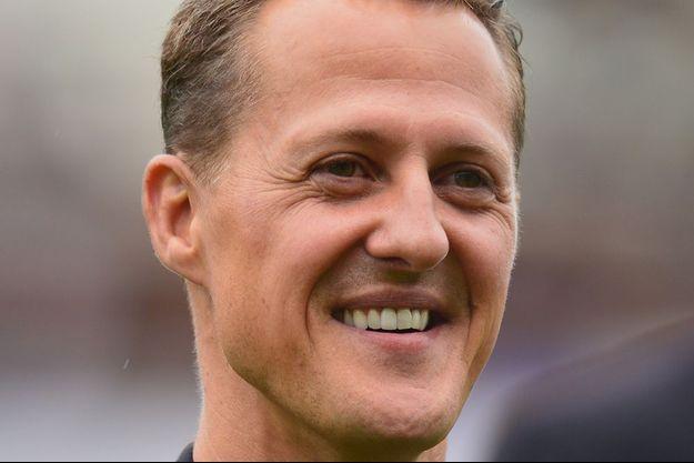 Toujours de l'espoir pour Michael Schumacher.