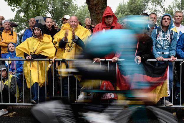 Le Tour de France 2017 a démarré samedi après-midi dépuis Düsseldorf