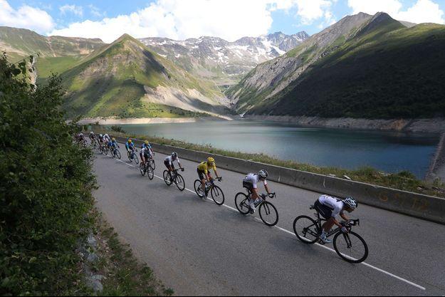 Le Tour de France n'était pas passé à l'Alpe d'Huez depuis 2018.