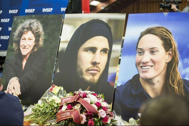 """Les trois sportifs sont morts sur le tournage de """"Dropped"""""""