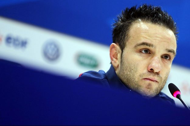 Mathieu Valbuena est désormais lyonnais.