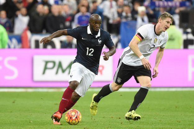 Lassana Diarra était titulaire vendredi soir face à l'Allemagne.