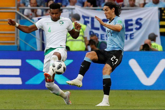 L'Uruguay a battu l'Arabie Saoudite mercredi en phase de poule de la coupe du monde de foot.
