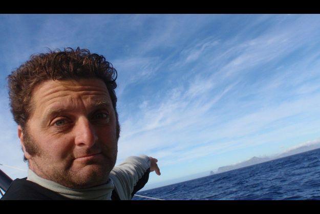 Arnaud Boissières nous montre le continent sud-américain.
