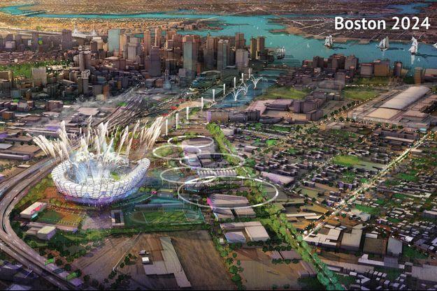 Boston a déjà des maquettes à proposer.