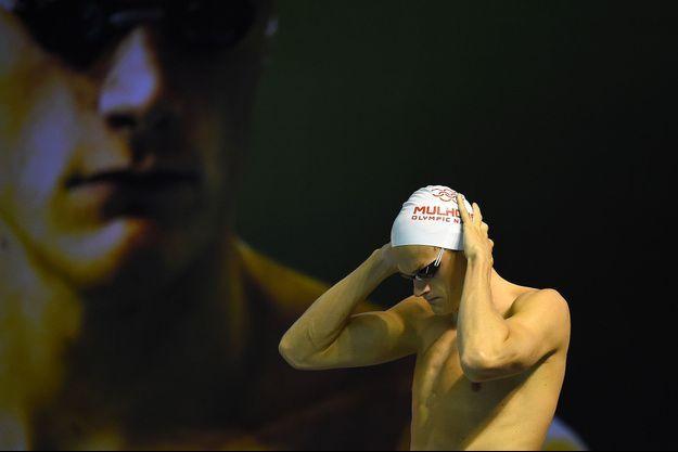 Yannick Agnel avait remporté l'or sur les épreuves du 200m nage libre et du 4x100m nage libre lors des JO de Londres en 2012