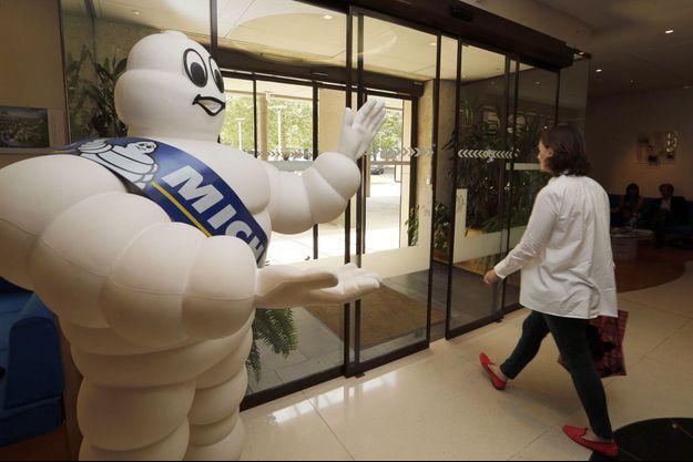 La société Michelin a été victime d'une arnaque aux faux virements bancaires (image d'illustration)