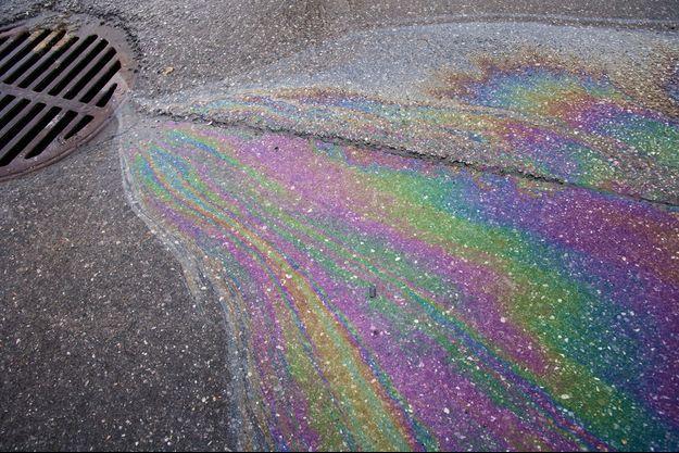 550 000 litres de fioul ont été déversés dans la nature suite à une mauvaise manipulation