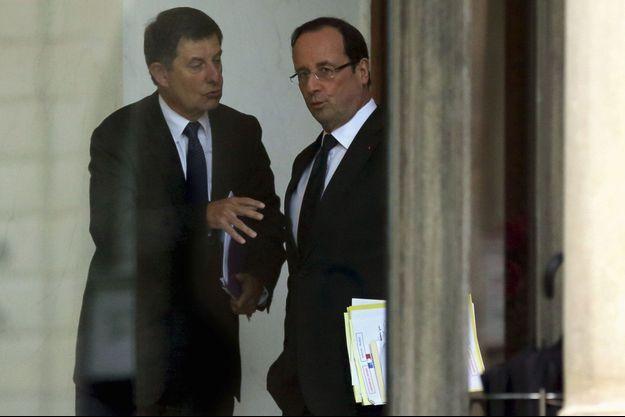 Numéro 2 de l'Elysée, Jean-Pierre Jouyet est sur la sellette avec l'affaire Fillon.