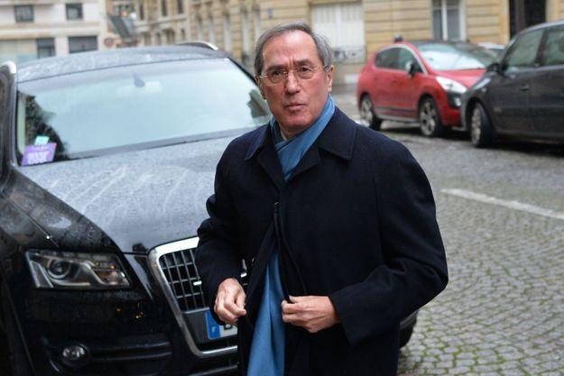 Claude Guéant a été placé engarde à vue dans l'affaire Tapie.