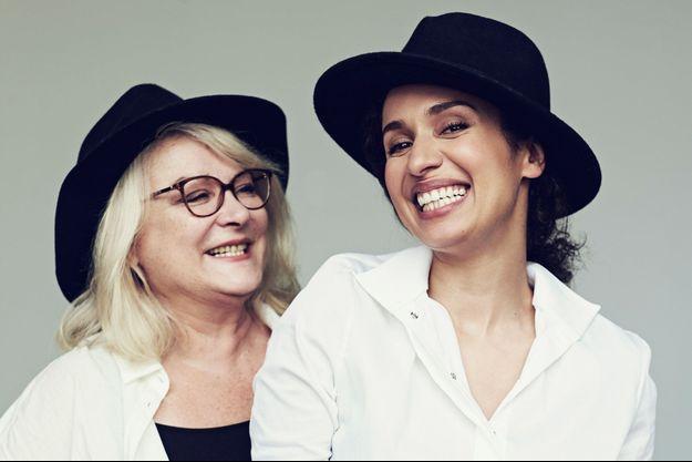 Amelle Chahbi et Josiane Balasko