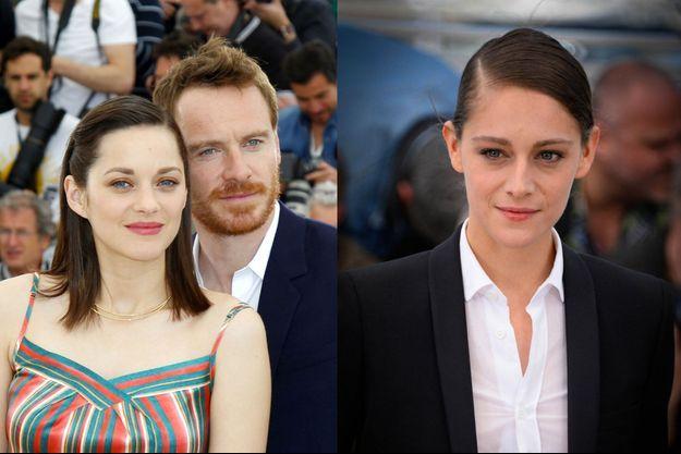 "Ariane Labed rejoint Marion Cotillard et Michael Fassbender au casting de ""Assassin's Creed""."