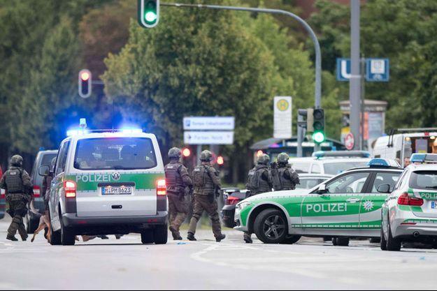 Attaque à Munich