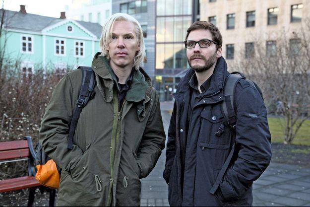 Benedict Cumberbatch et Daniel Brühl