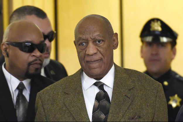 Bill Cosby au tribunal de Pennsylvanie en fevrier 2016