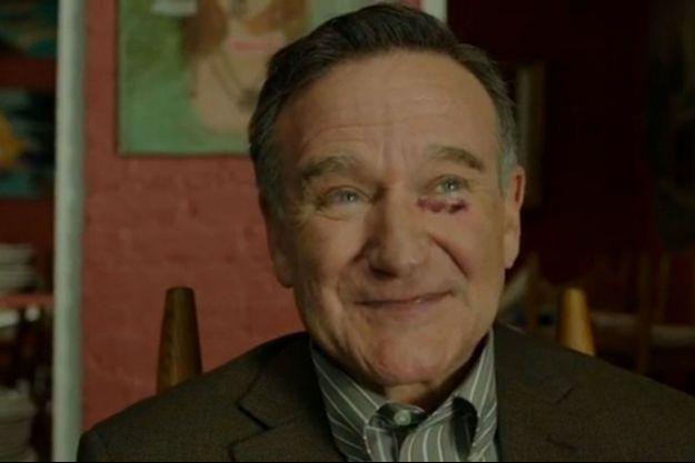 """Robin Williams dans """"Boulevard"""", sa dernière apparition dans un film."""
