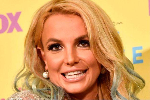 Britney Spears aux Teen Choice Awards
