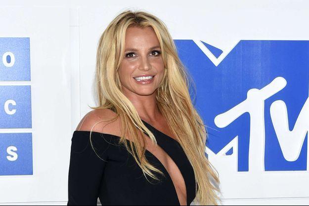 Britney Spears aux MTV VMAs