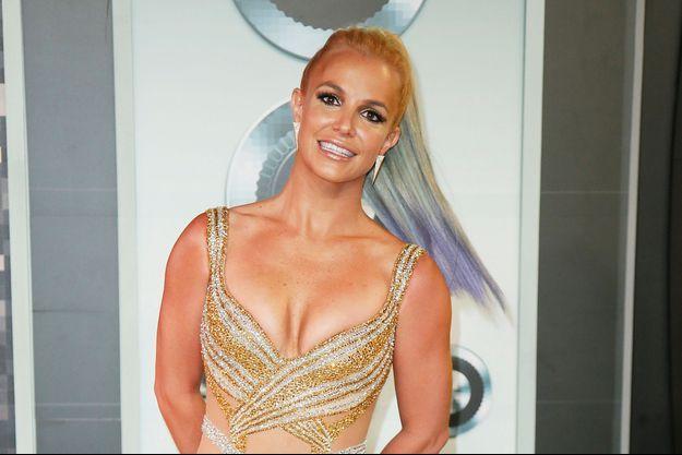 Britney Spears le 31 août 2015