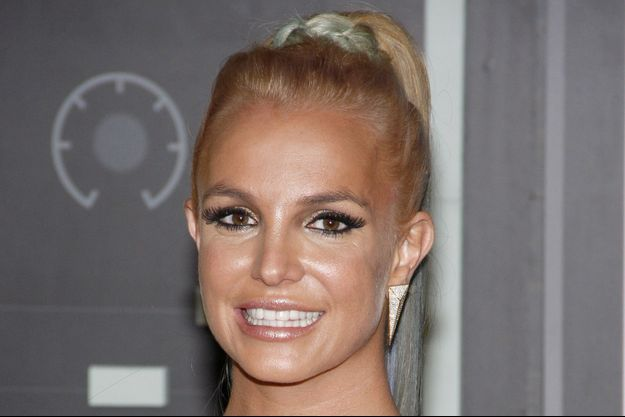 Britney Spears, le 30 aout 2015