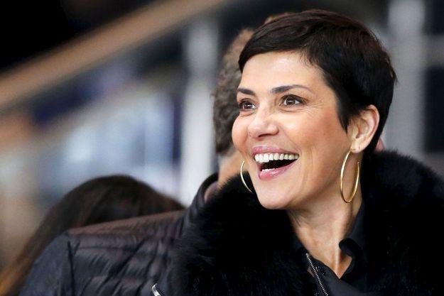 Cristina Cordula, toujours avec le sourire