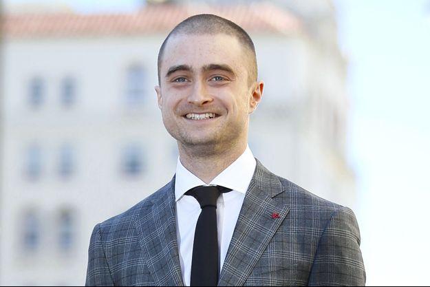 Daniel Radcliffe a reçu la 2.565ème étoile du Hollywood Boulevard le 12 novembre dernier.