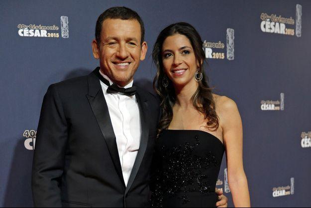 Dany Boon et sa femme Yaël