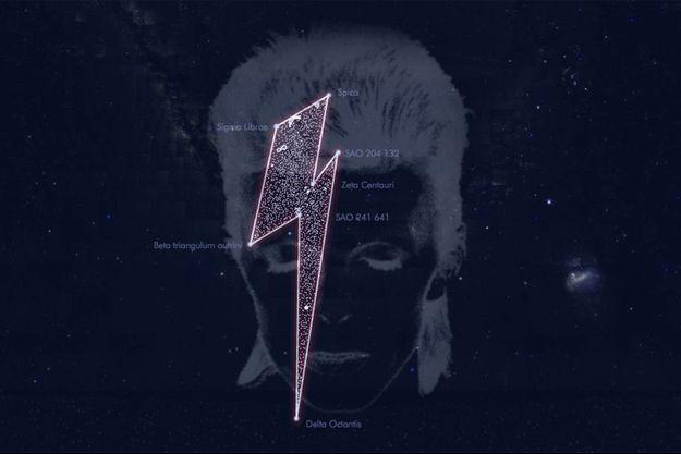 La constellation Bowie