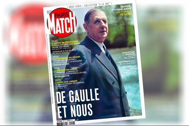 En 1951, son parti, le RPF, obtient 121 sièges au Parlement. Il entame un tour de France et fait escale dans le Périgord... Notre hors-série « De Gaulle et nous », 100 pages de photos et de reportages exclusifs consacrées à la vie du Général, en vente à partir du jeudi 27 août chez votre marchand de journaux...