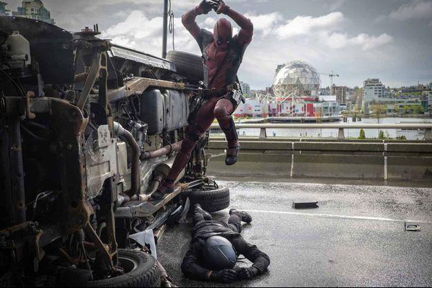 """Le film """"Deadpool"""" avec Ryan Reynolds sortira en février 2016."""