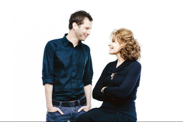 Fanny Ardant & Alex Beaupain