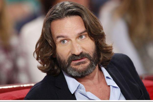 """Frédéric Beigbeder dans l'émission """"Vivement Dimanche"""""""