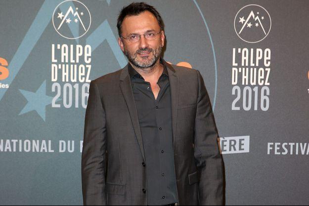 Frédéric Lopez, le 14 janvier 2016