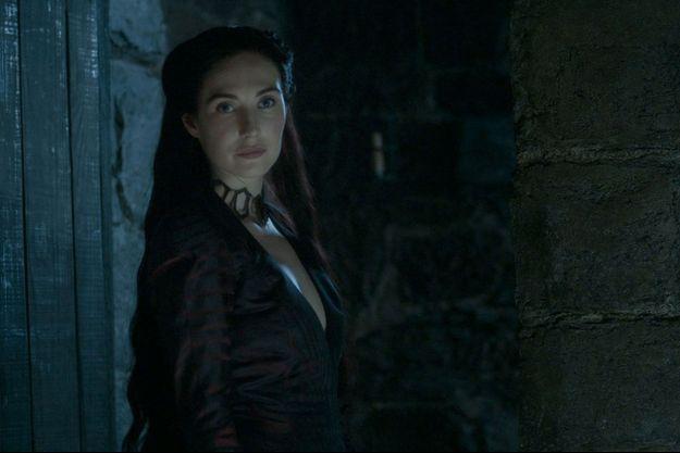 """Carice van Houten est Lady Melisandre dans """"Game of Thrones"""""""