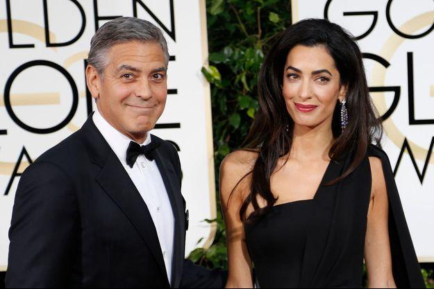 George Clooney et Amal