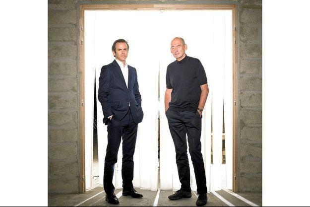 Guillaume Houzé & Rem Koolhaas
