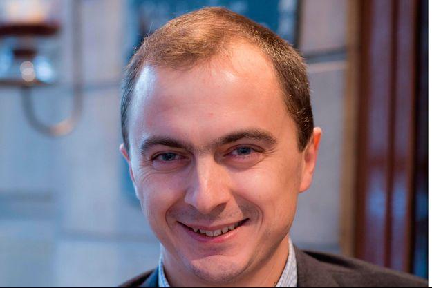 Guillaume Zeller en 2013