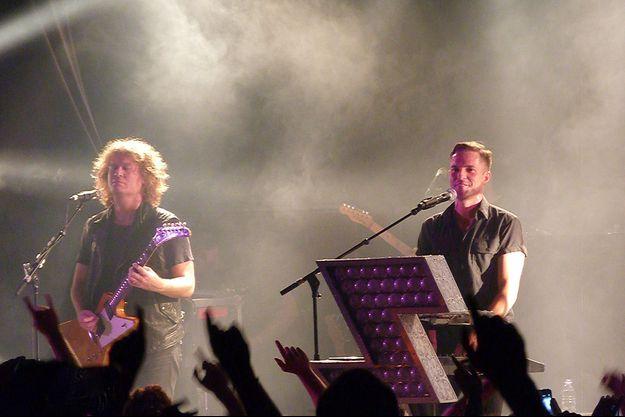The Killers au festival de Québec
