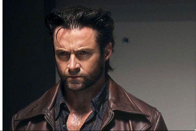 """Hugh Jackman dans son rôle de Wolverine (""""X-Men : Days of Future Past"""")."""