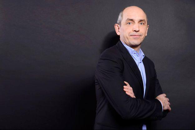 Pierre Larrouturou en janvier dernier.
