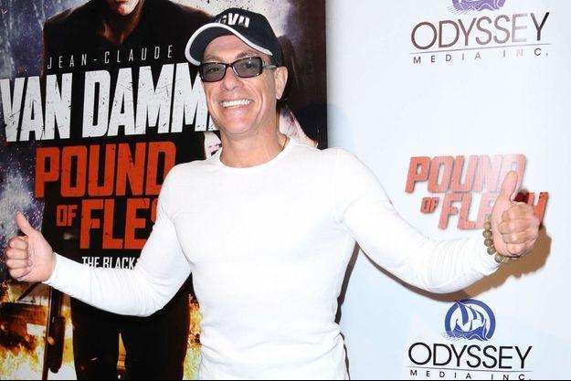 Jean-Claude Van Damme, le 7 mai 2015