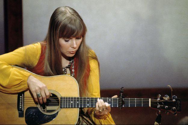Joni Mitchell en 1969
